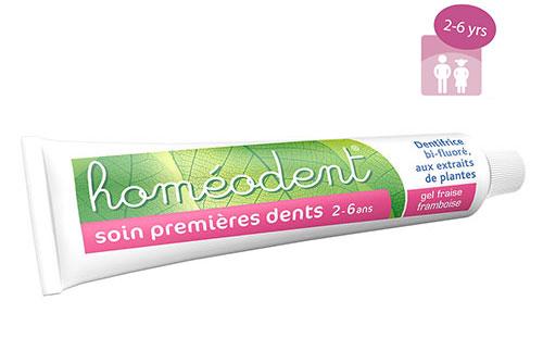 Homeodent soin 1eres dents